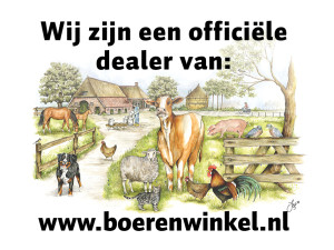 Wico diervoeding is officiële dealer van www.boerenwinkel.nl